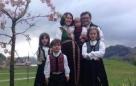 Protest pentru sustinerea familiei Bodnariu
