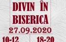 Serviciu divin în Biserică – 27.09.2020