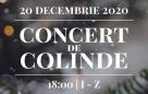Concert de colinde 20.12.2020