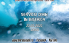 Serviciu divin în biserică – 21.01.2021