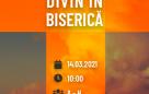 Serviciu divin în biserică – 14.03.2021