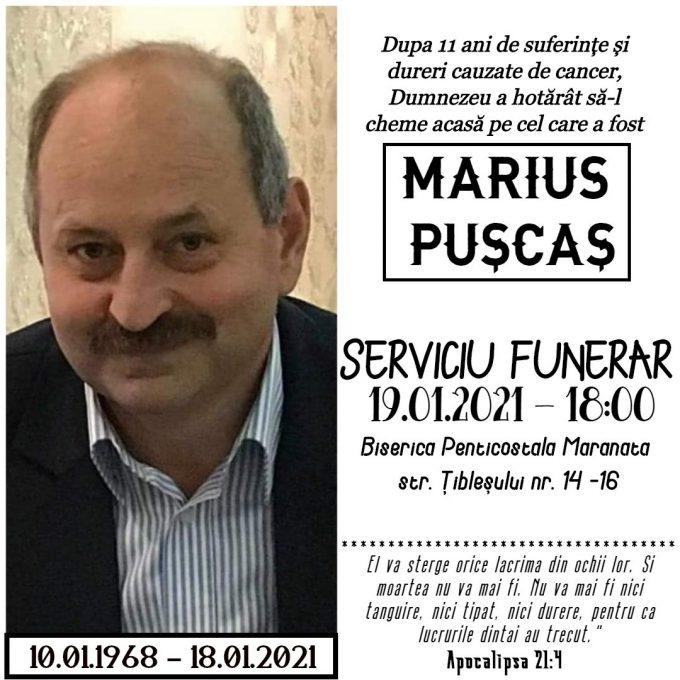 Marius Pușcaș